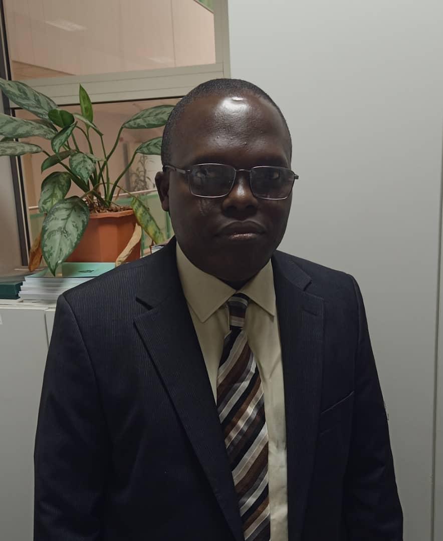 Mr Rafiu Olaitan